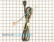 Power Cord - Part # 1005699 Mfg Part # 61006032