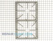 Burner Grate - Part # 1009147 Mfg Part # 74007354