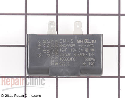 Run Capacitor (OEM)  218909912