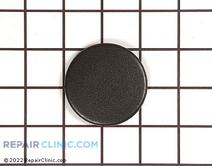Surface Burner Cap (OEM)  316206604