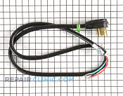 Power Cord - Part # 1015995 Mfg Part # PT600L