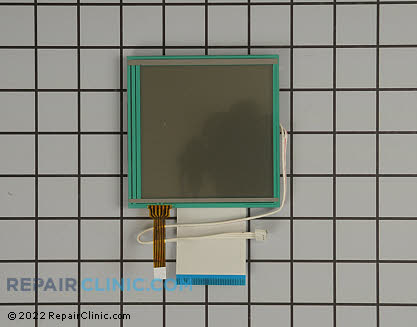 User Control and Display Board (OEM)  8204689