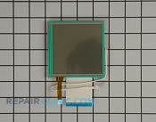 User Control and Display Board - Part # 1018256 Mfg Part # 8204689