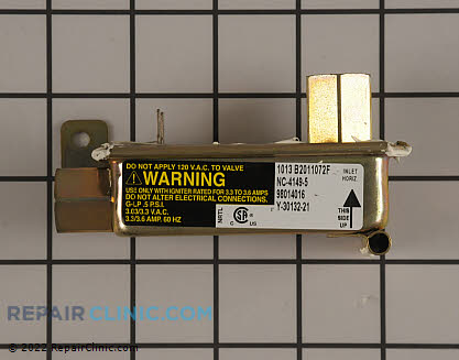 Oven Safety Valve (OEM)  98014016