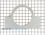 Vent Baffle - Part # 1024520 Mfg Part # 49001057