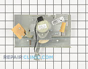 Door Lock Motor and Switch Assembly - Part # 1025931 Mfg Part # 486957