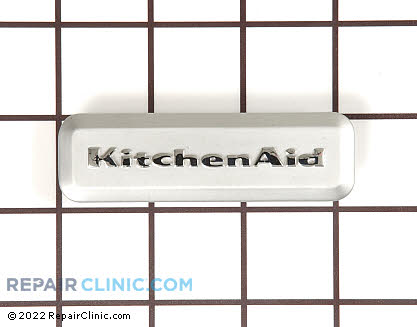 Kitchenaid Washing Machine Nameplate