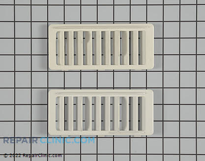 Air Grille 8201651 Main Product View