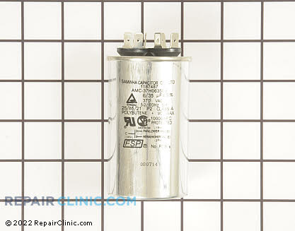 Capacitor 1187487 Main Product View