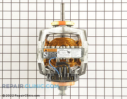 Drive Motor W10410996 Main Product View