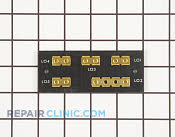 Board,terminal - Part # 1030448 Mfg Part # A25981001