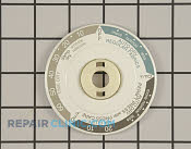 Timer dial - dryer - Part # 1033437 Mfg Part # 33002864