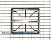 Burner Grate - Part # 1035130 Mfg Part # 74008870