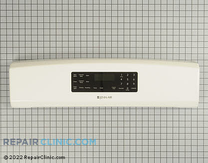 Touchpad and Control Panel (OEM)  5701M644-60, 1543672