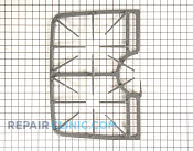 Grate, double (gry-fo - Part # 1035393 Mfg Part # 74009145