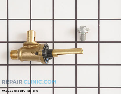 Surface Burner Valve (OEM)  5303935232 - $42.05
