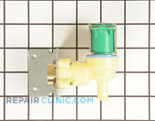 Water Inlet Valve - Part # 1036675 Mfg Part # 5304434892