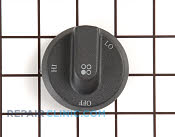 Control Knob - Part # 1038749 Mfg Part # 411379