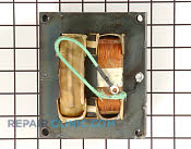 High Voltage Transformer - Part # 1038640 Mfg Part # 487123