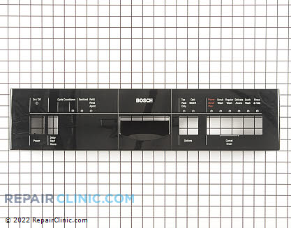 Control Panel (OEM)  239142