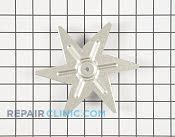 Fan Blade - Part # 1052645 Mfg Part # 491577