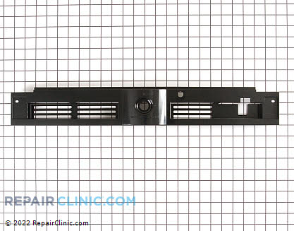Grille Cover (OEM)  11902-BLK-01