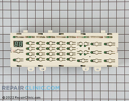 User Control and Display Board WE4M296         Main Product View