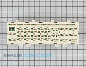 User Control and Display Board - Part # 1055127 Mfg Part # WE4M296