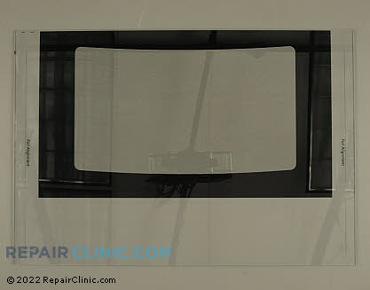 Outer Door Glass 316427100 Main Product View