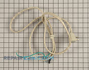 Power Cord - Part # 1057628 Mfg Part # 1186927