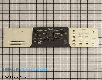 Control Panel (OEM)  8182250 - $131.36