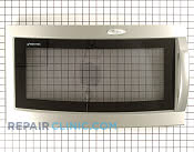 Microwave Oven Door - Part # 1059940 Mfg Part # 8205231
