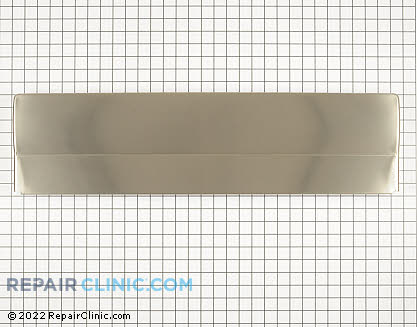 Backsplash panel (OEM)  9759886SS