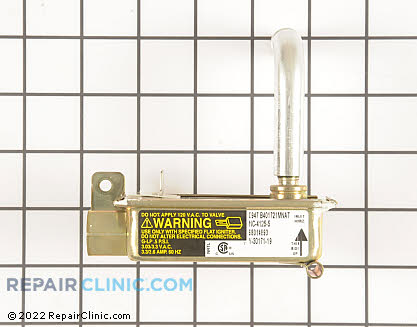 Amana Stove Oven Safety Valve