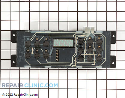 Oven Control Board 316418501       Main Product View