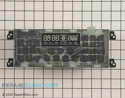 Oven Control Board 316418700 Main Product View