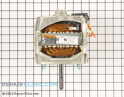 Drive Motor 12002351 Main Product View