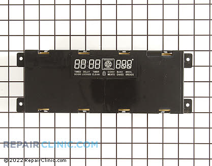 Oven Control Board 316418720       Main Product View