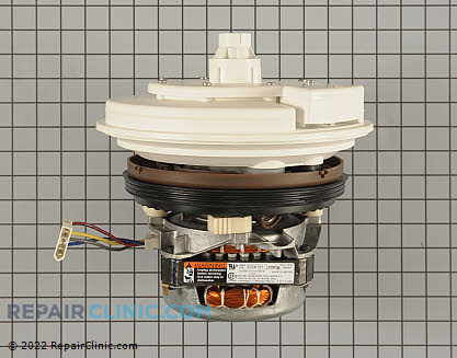 Whirlpool Dishwasher Pump & Motor Assembly