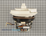 Pump and Motor Assembly - Part # 2024601 Mfg Part # W10428023