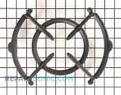 Burner Grate - Part # 1066378 Mfg Part # 9760222CB