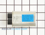 High Voltage Capacitor - Part # 2028385 Mfg Part # 2501-001016