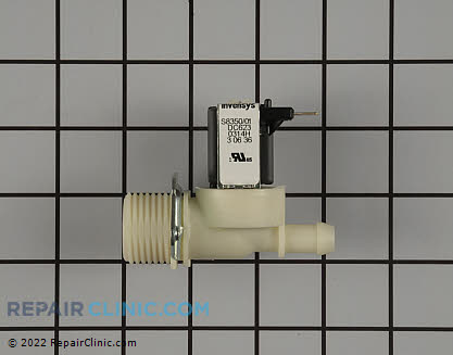 Water Inlet Valve 34001131 Main Product View