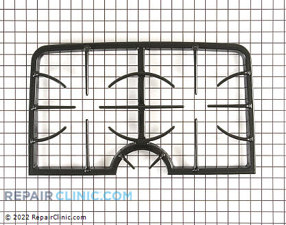 Burner Grate 74010125        Main Product View