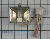 Halogen Lamp - Part # 1072767 Mfg Part # 74009970