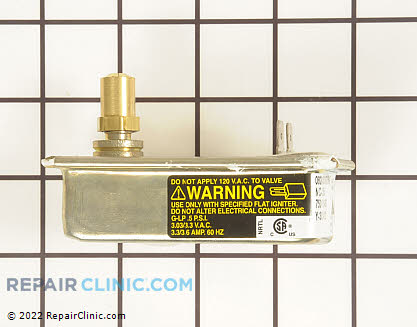 Oven Safety Valve 74009891        Main Product View
