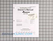 Owner's Manual - Part # 1074553 Mfg Part # 8112P241-60