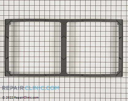 Burner Grate Frame (OEM)  WB02X11074, 1084729