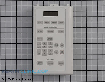 Touchpad and Control Panel (OEM)  WB07X10797 - $122.55