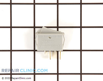 Light Switch (OEM)  WB24X10132 - $2.95